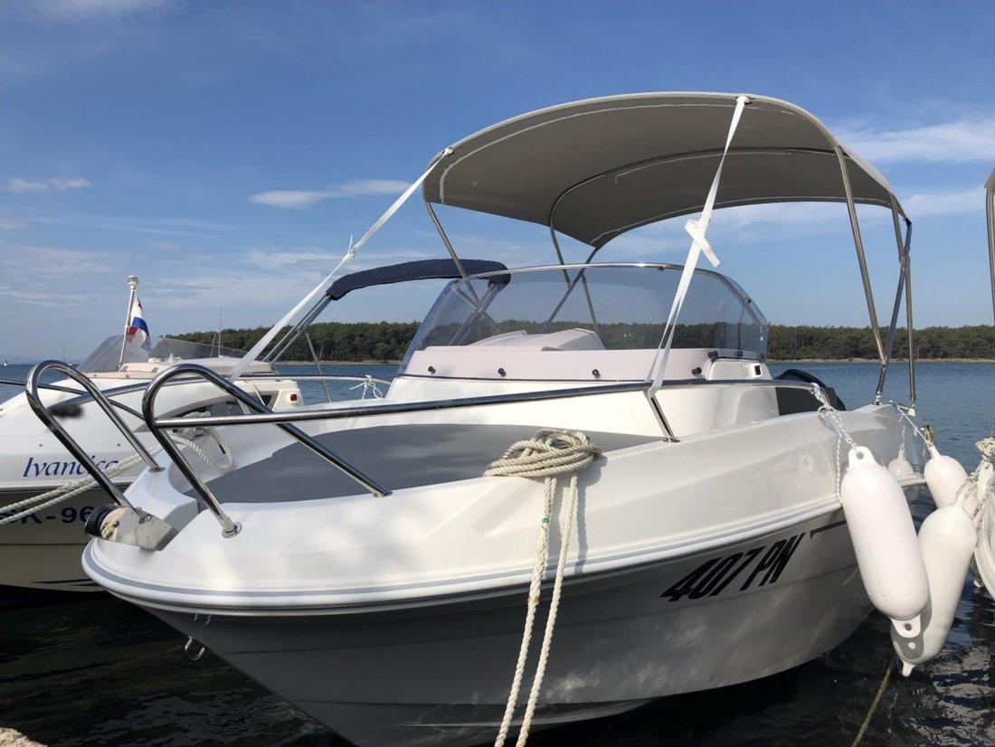 location bateau Prince 565 Sundeck