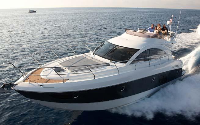 Location bateau  Gran Turismo 49 Fly