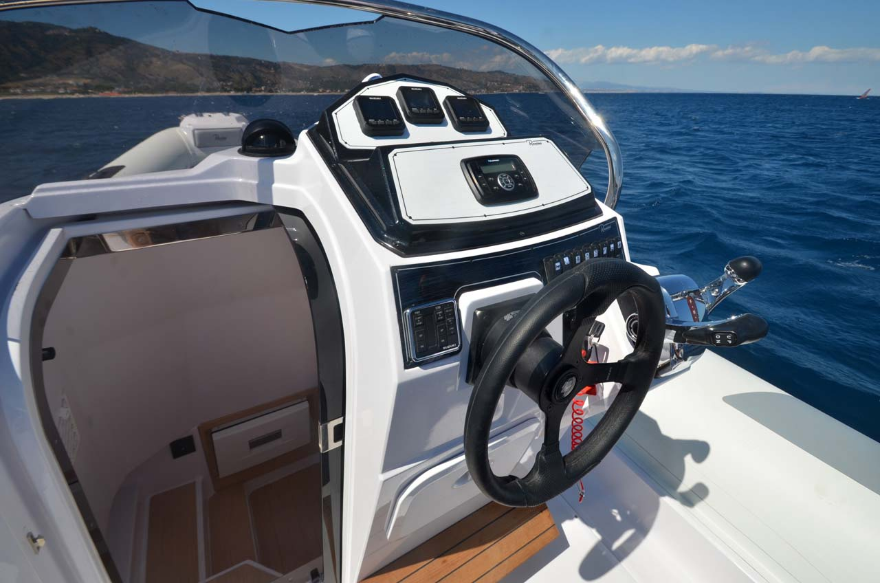 äußere Cayman 28 Sport Touring