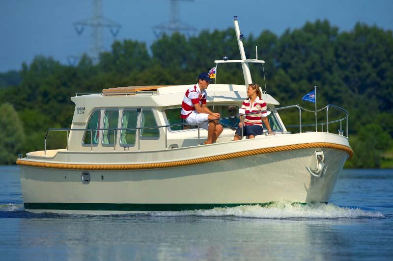 location bateau Linssen 33.9 Sedan