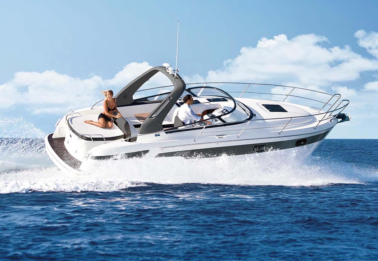 location bateau Bavaria S29 Open