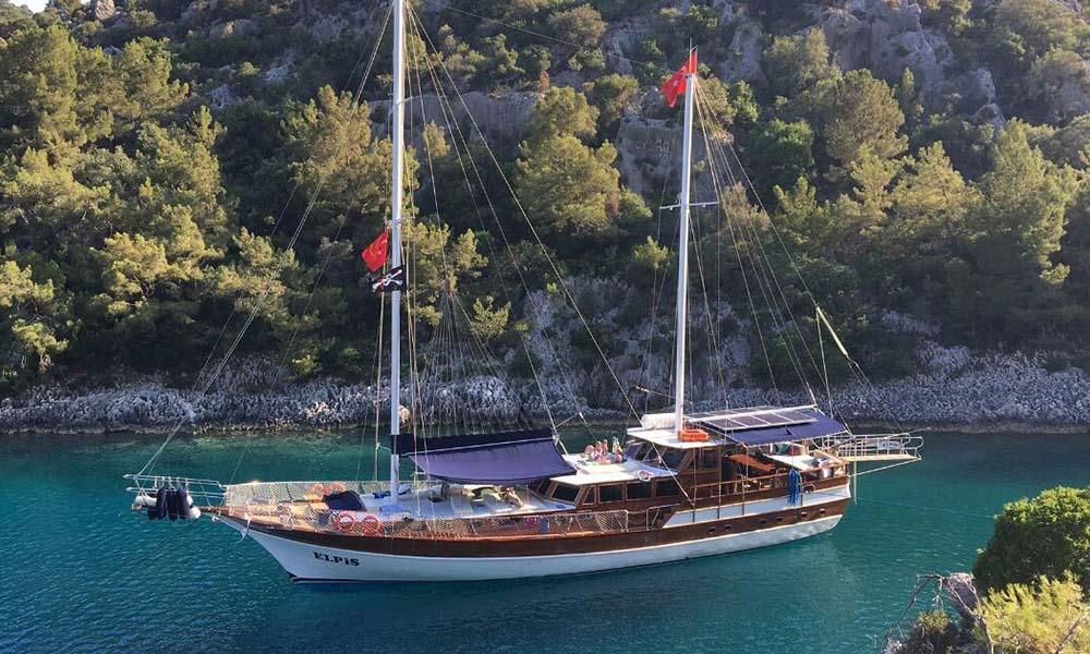 Location bateau  Elpis
