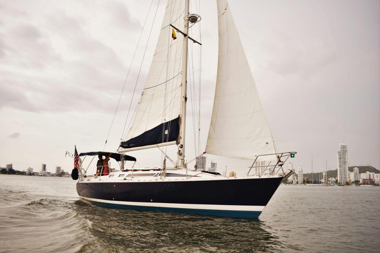 location bateau Beneteau 34.5