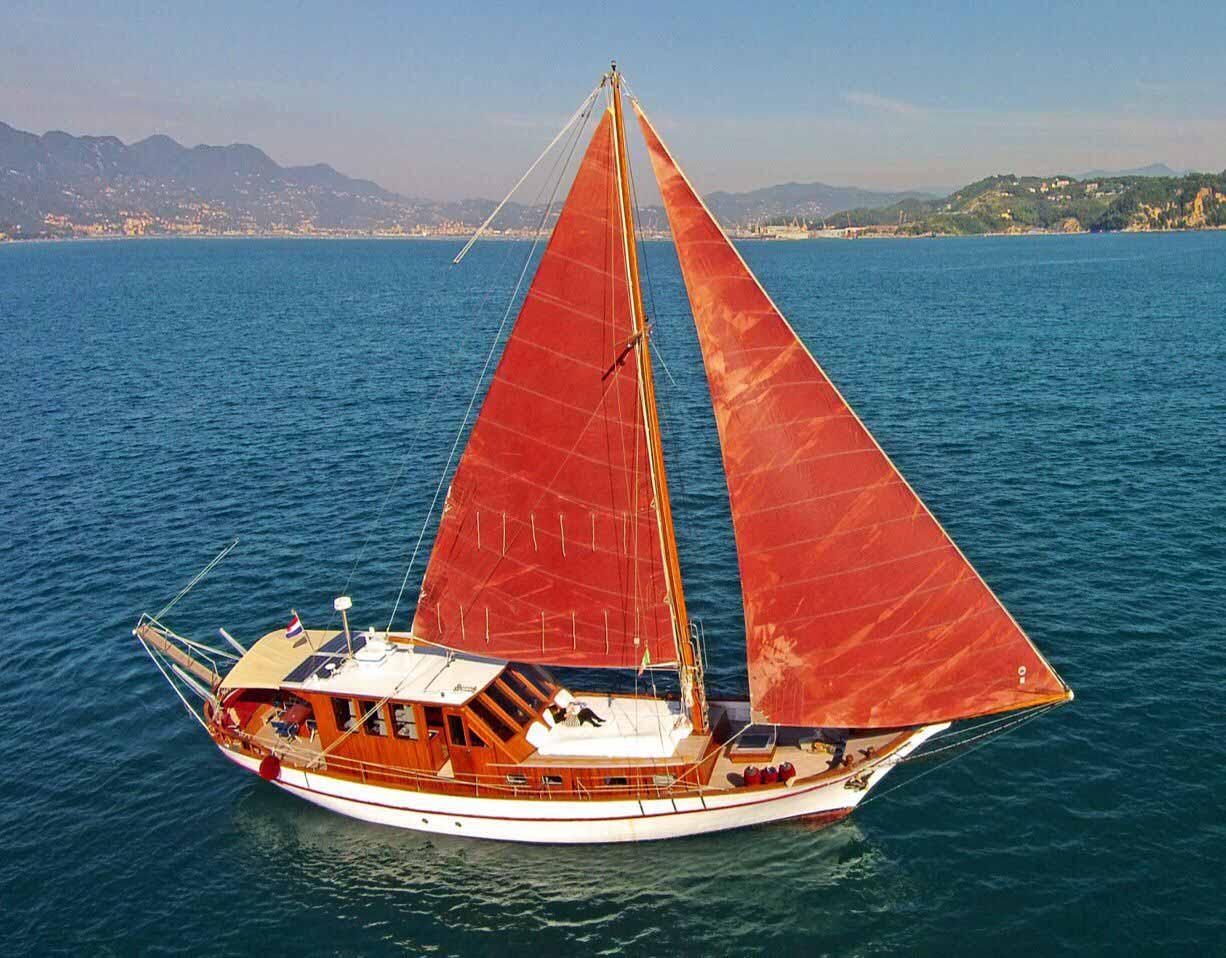 location bateau Eolo