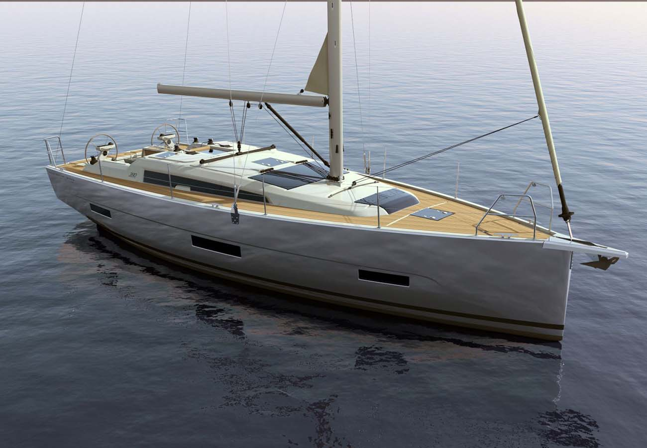 Location bateau  Dufour 390