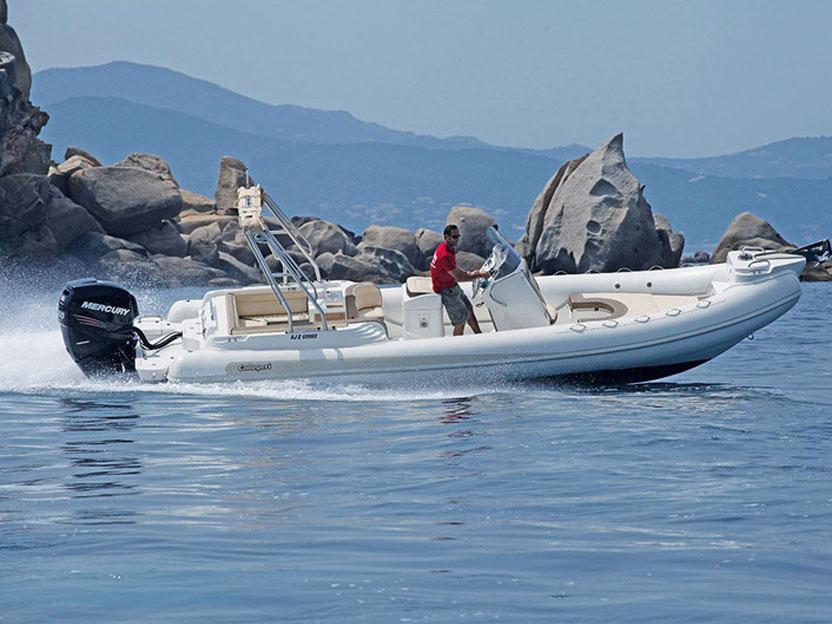 location bateau Callegari Olimpus 82
