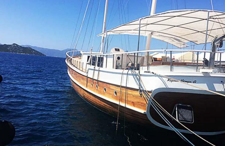 location bateau M/S Aphrodite