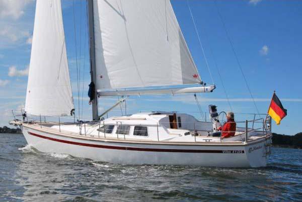 location bateau Vilm 41 DS