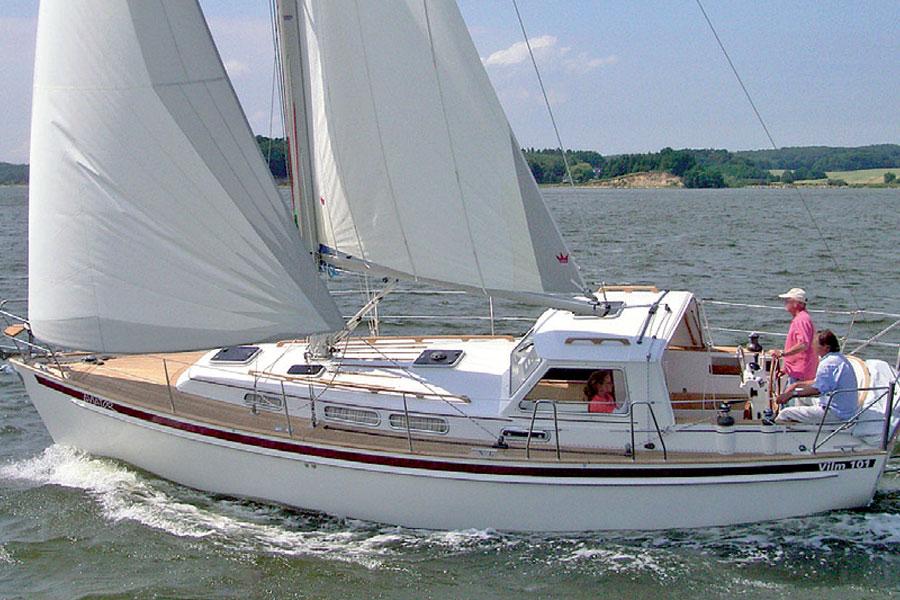 location bateau Vilm 101