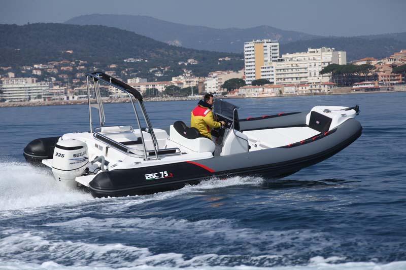 location bateau Bsc 75 Sport
