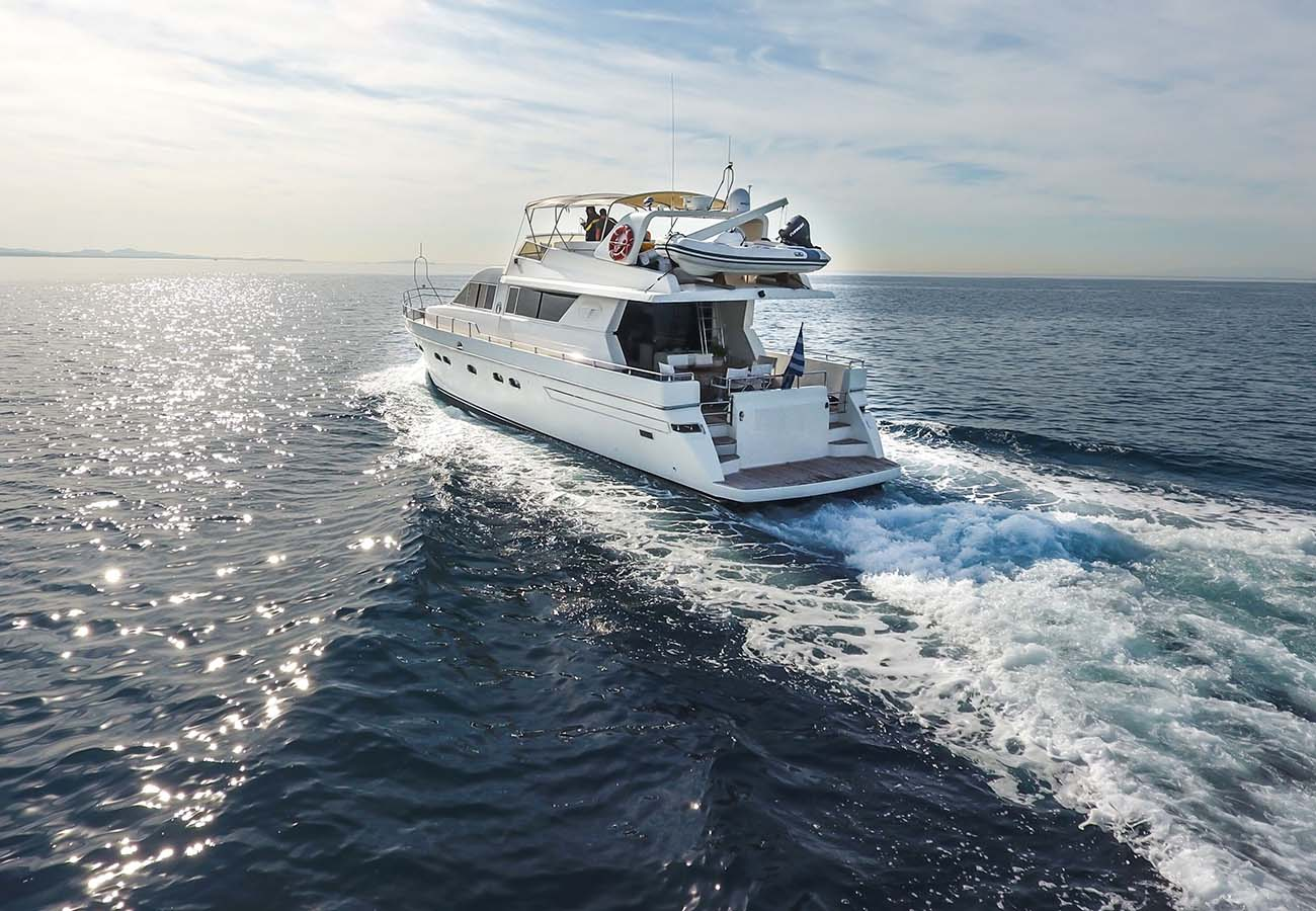 location bateau Technema 67