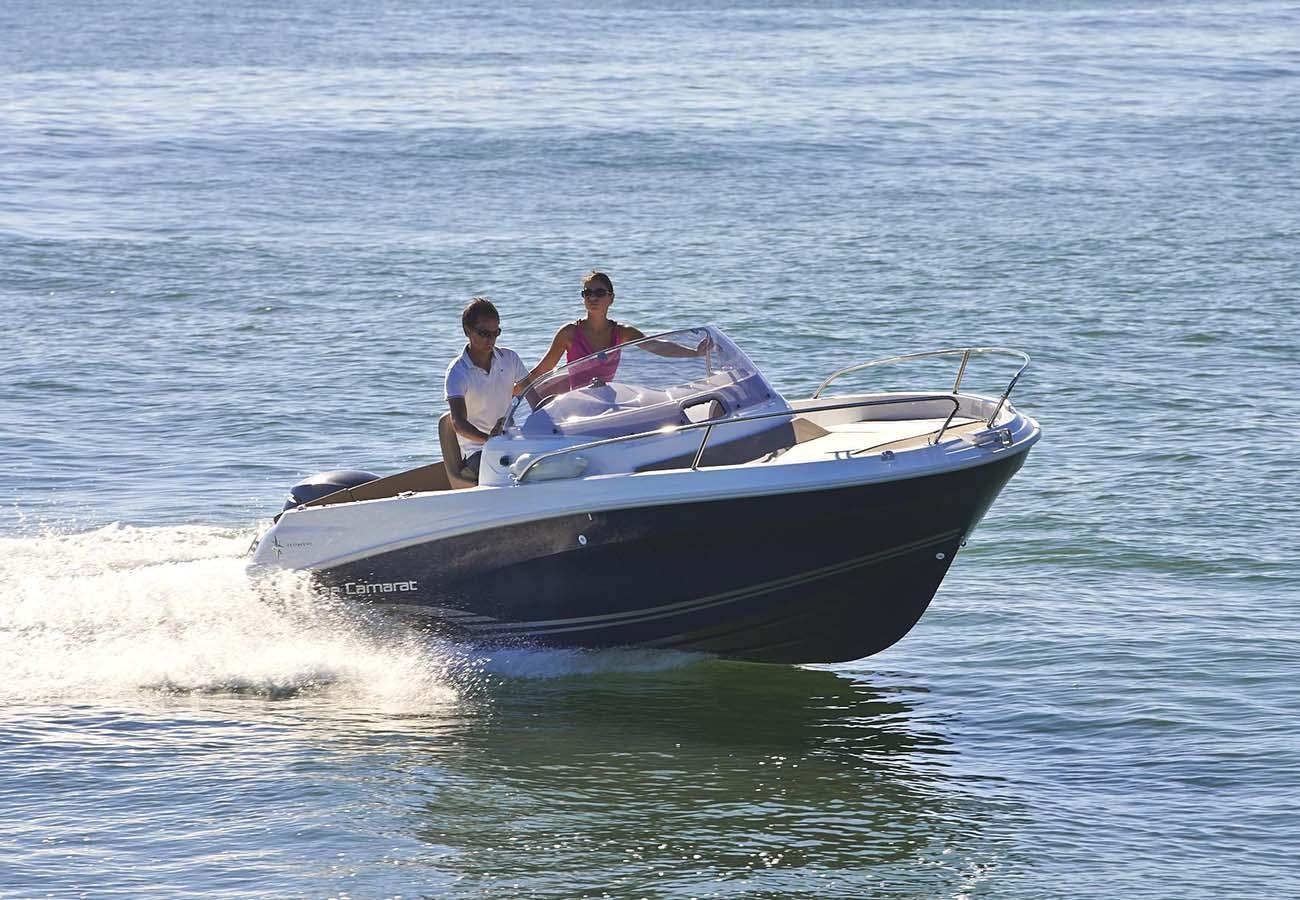 location bateau Cap Camarat 5.5WA S2
