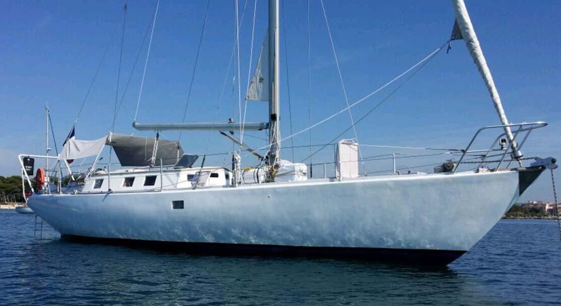 location bateau Beaufort 15