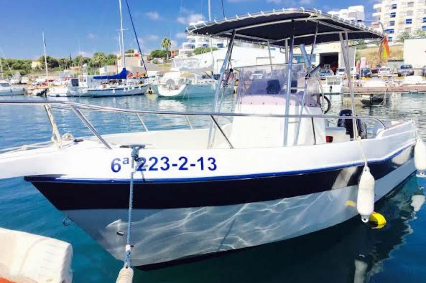 location bateau Playamar 636
