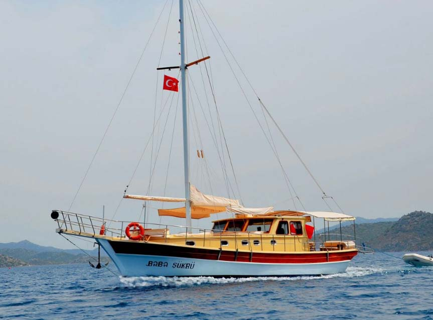 Location bateau  Babasukru