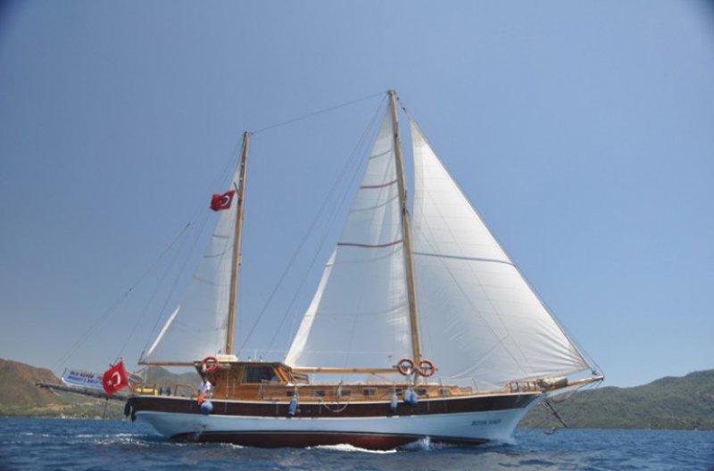 Location bateau  Buyuk Yunus