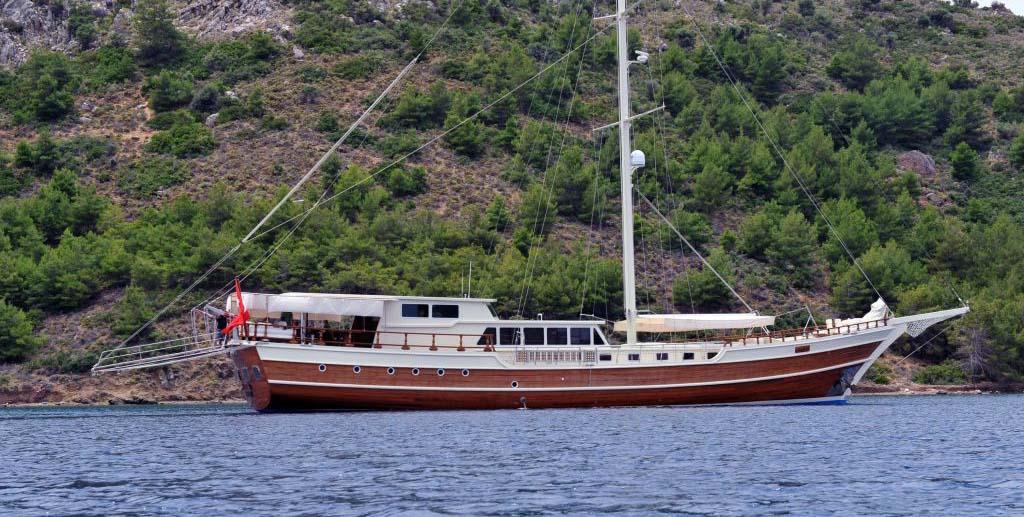 Location bateau  Kimbu