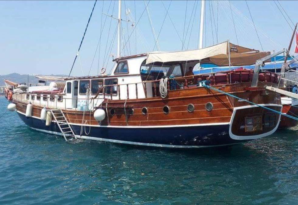 Location bateau  Ahmet Can 3