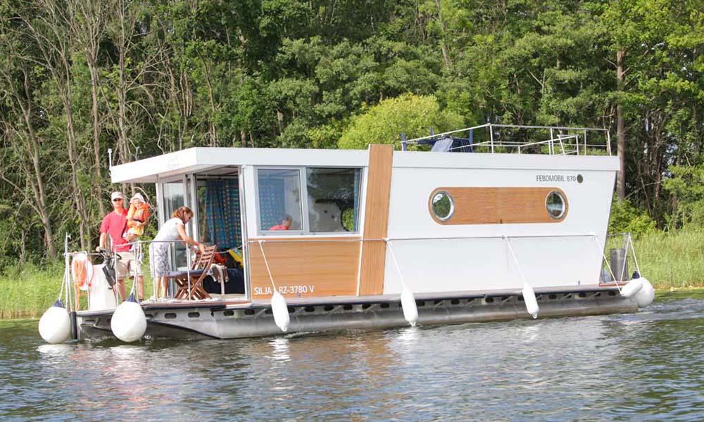location bateau Febomobil 870