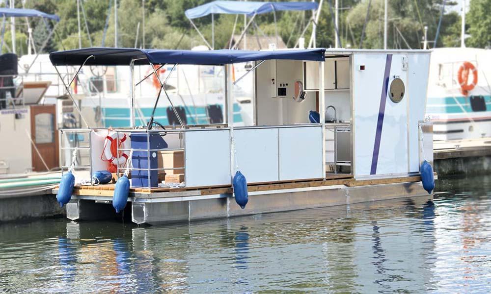 location bateau Febomobil 720 Open