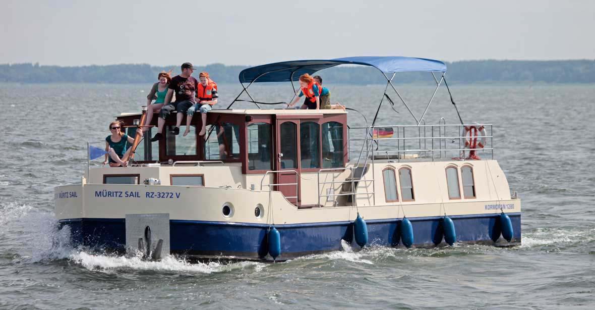 location bateau Kormoran 1290