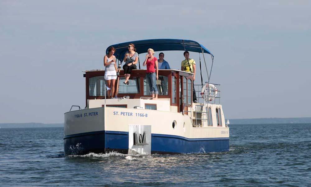 location bateau Kormoran 1150