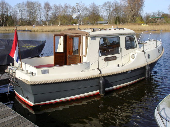 Location bateau  Grommer 800