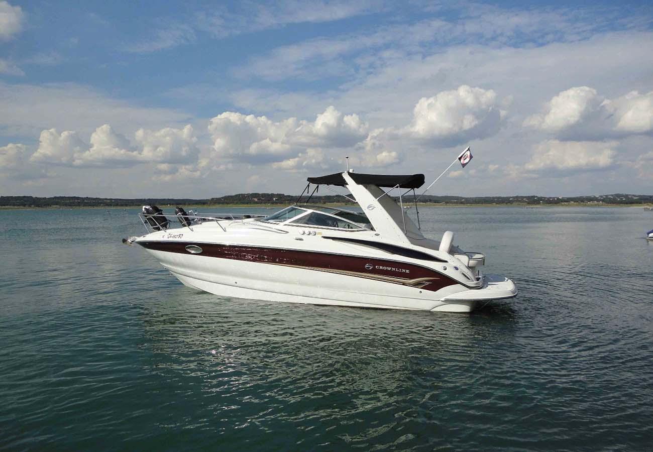 location bateau Crownline 270 CR