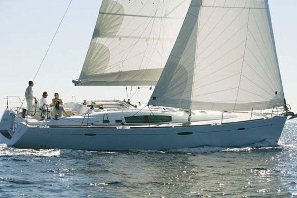 location bateau Beneteau 49