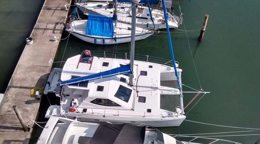 location bateau Catflash 35