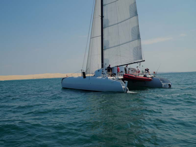 Location bateau  MRS B 525