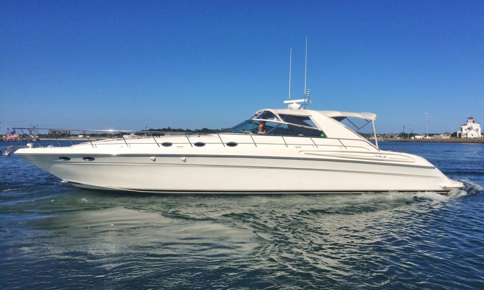 location bateau Sea Ray 580 SSS