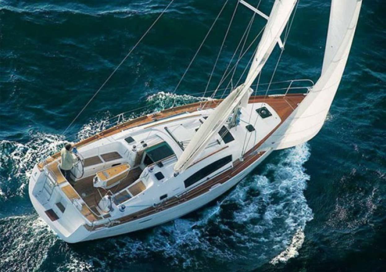 location bateau Sunsail Oceanis 40