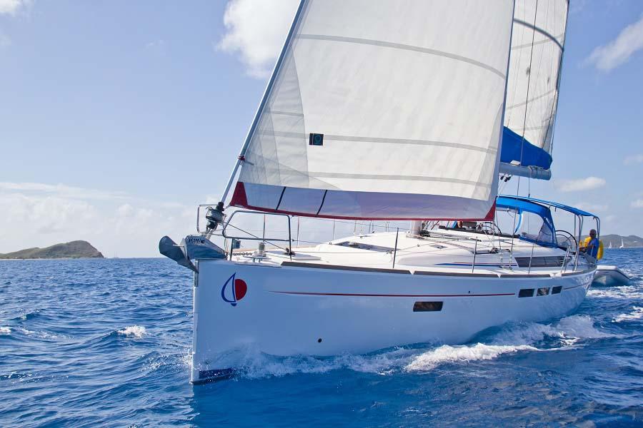 location bateau Sunsail Sun Odyssey 509
