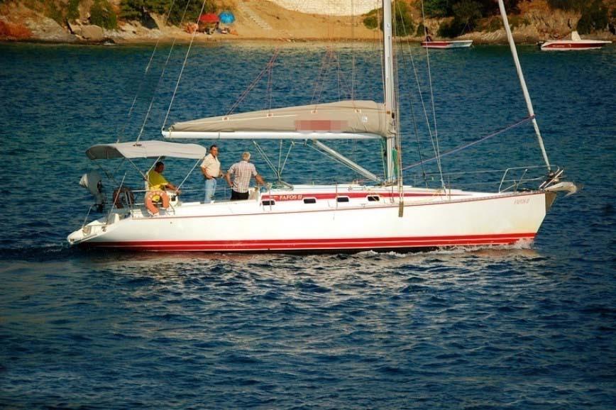 location bateau Van Der Stadt 42