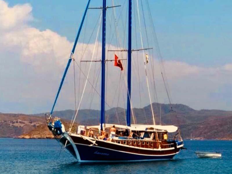 location bateau Kavanca