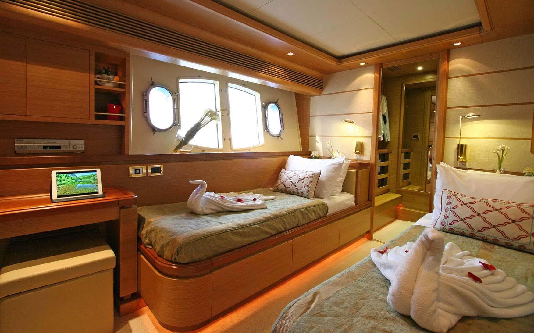 intérieur Sea Lion II