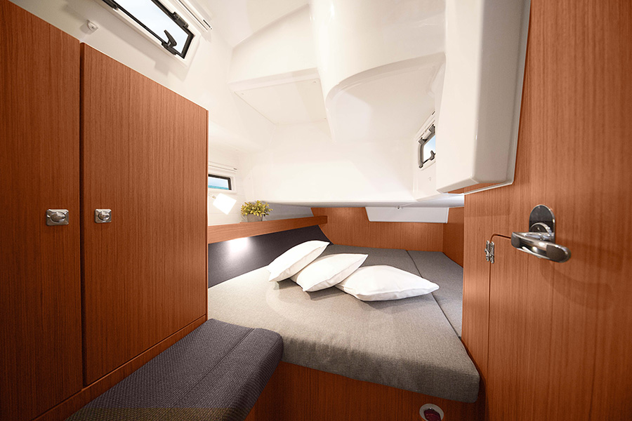 interno Bavaria Cruiser 41S