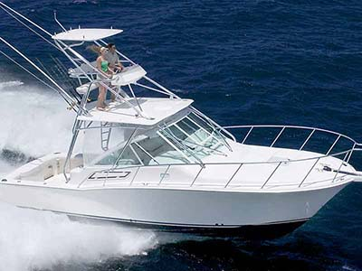 location bateau Cabo 32 Ex