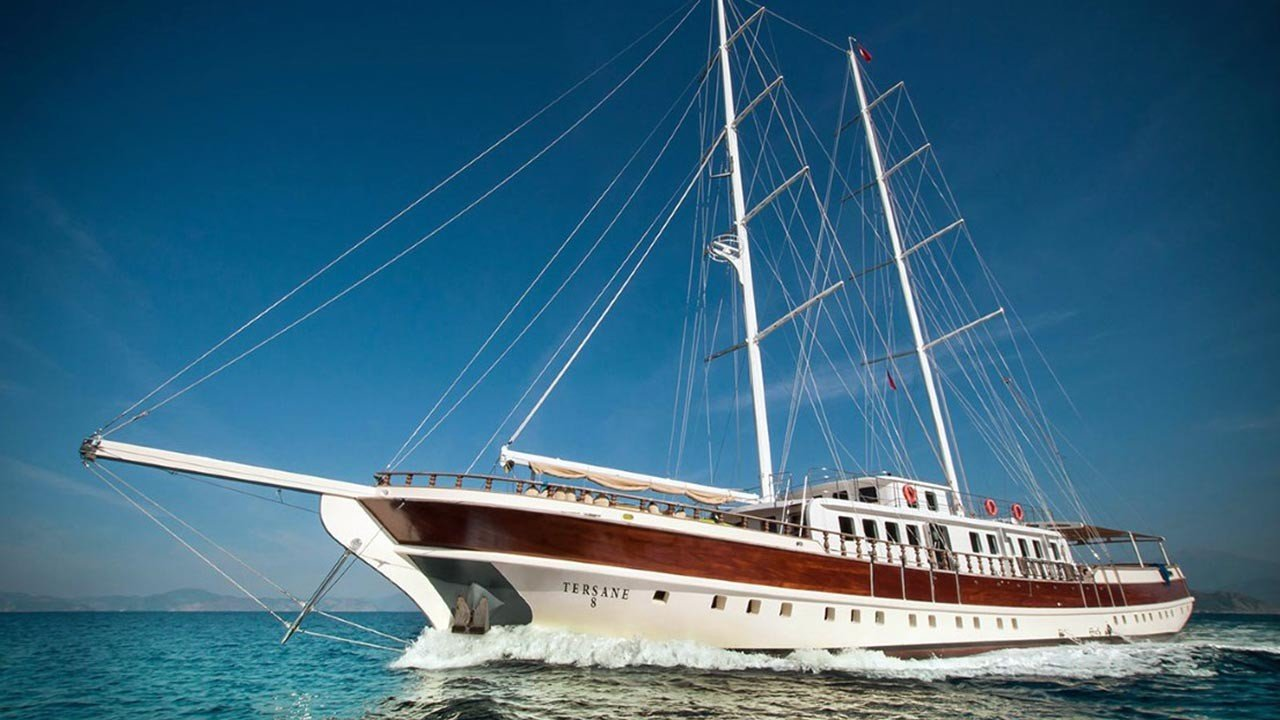 location bateau Tersane 8