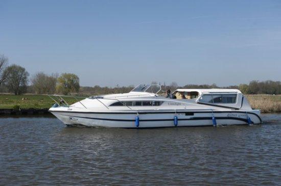 location bateau Limelight