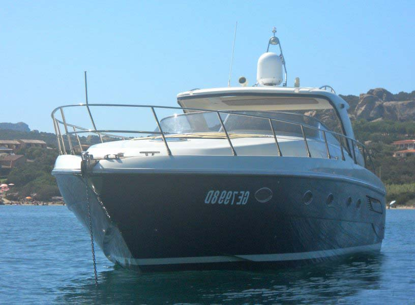 location bateau Blu Martin 46 ST