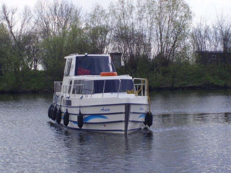 extérieur Vistula Cruiser 30 SE