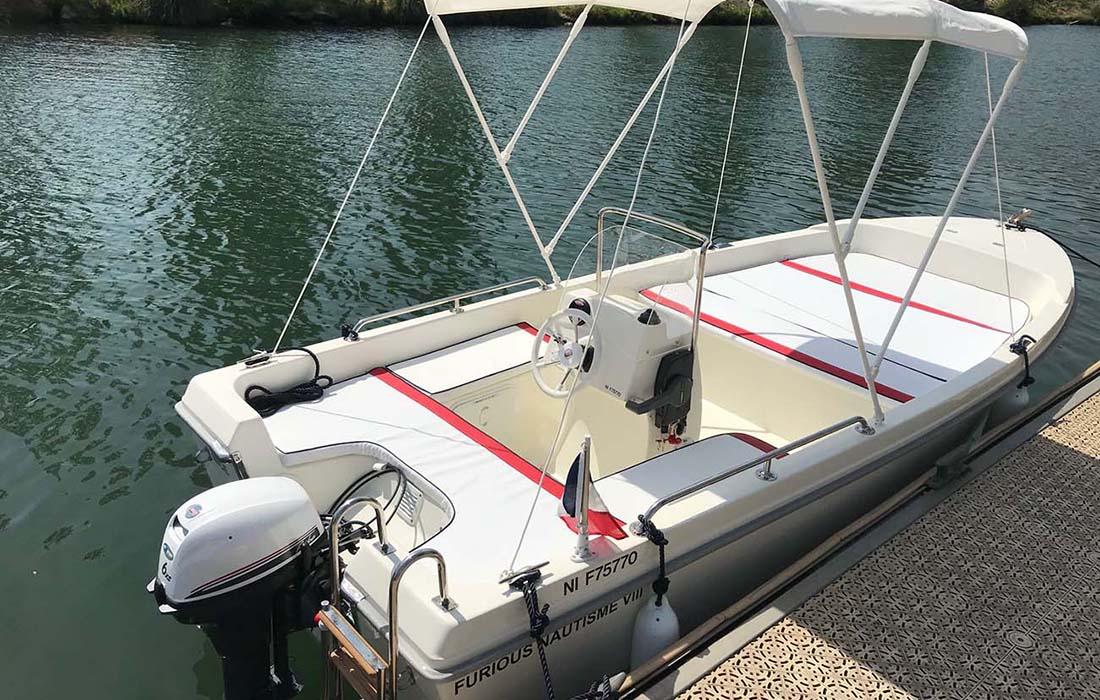 location bateau Selva