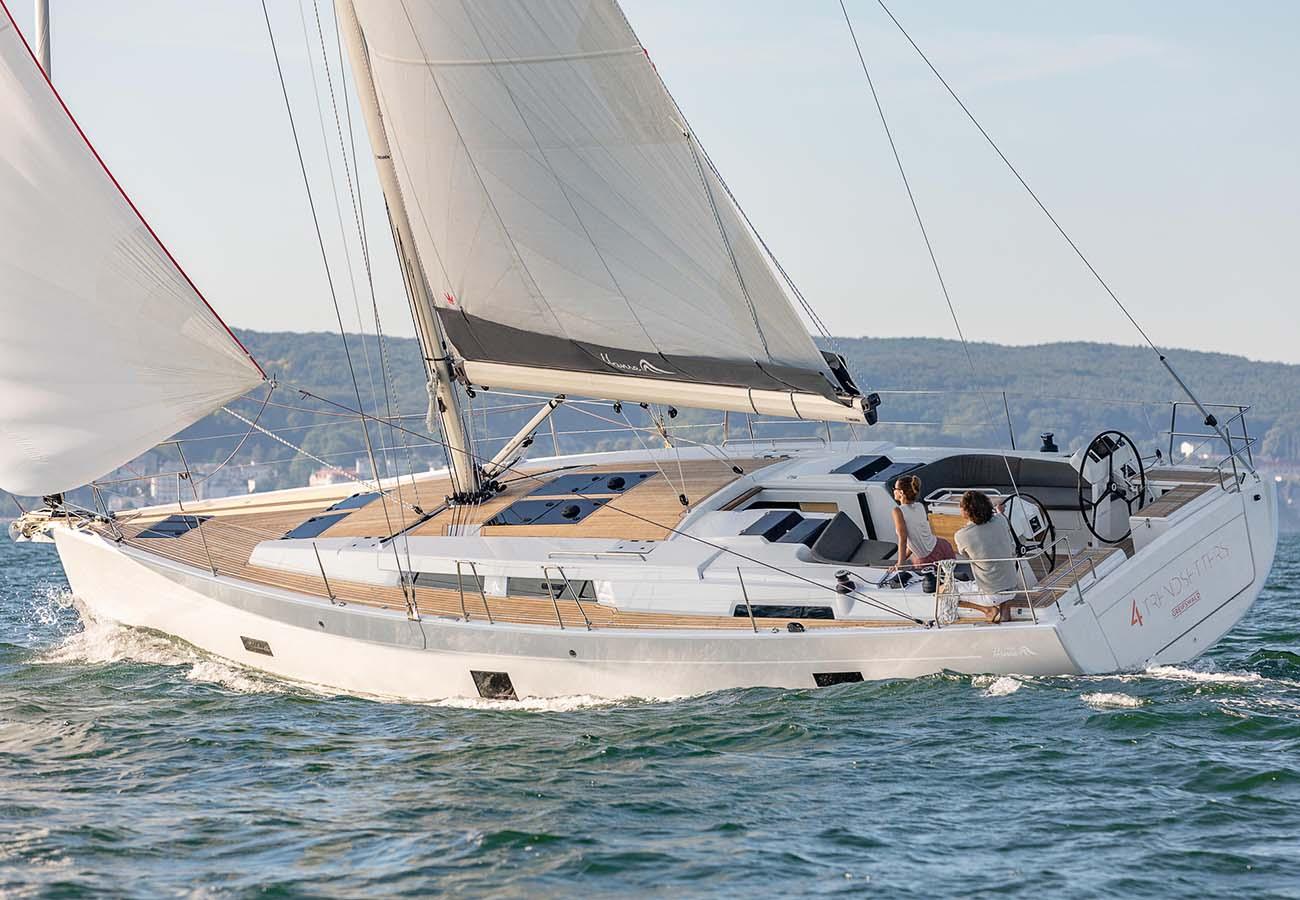 location bateau Hanse 458