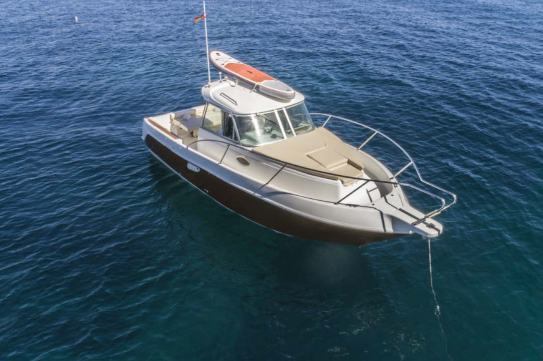 location bateau Moraga 780
