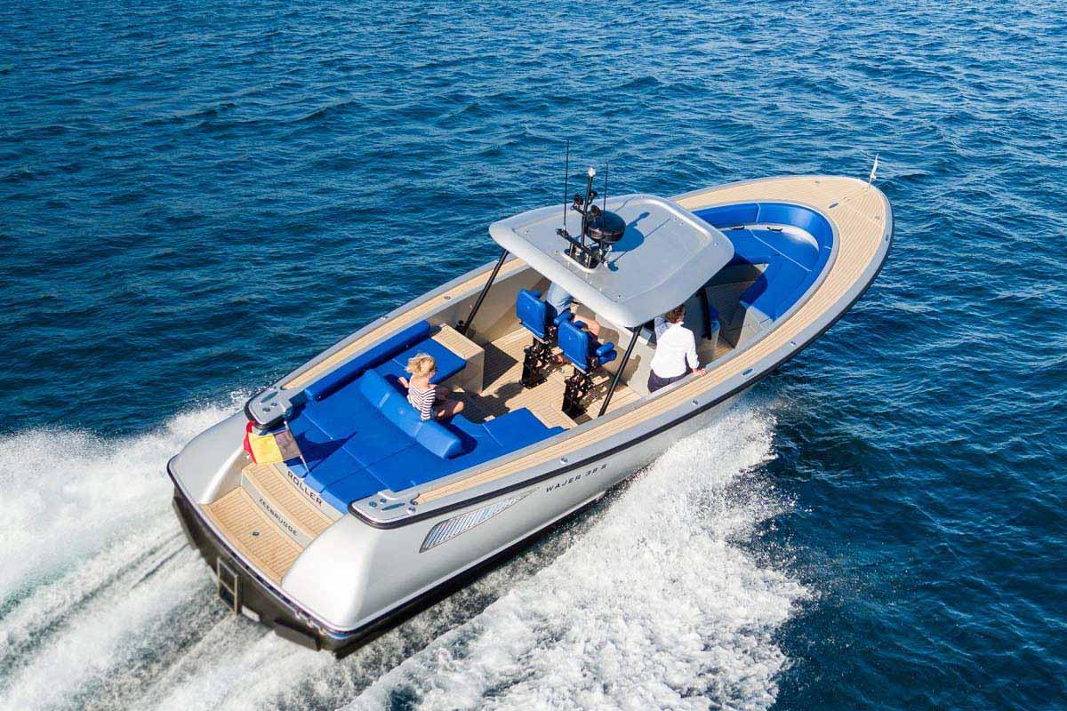 location bateau Wajer 38 S