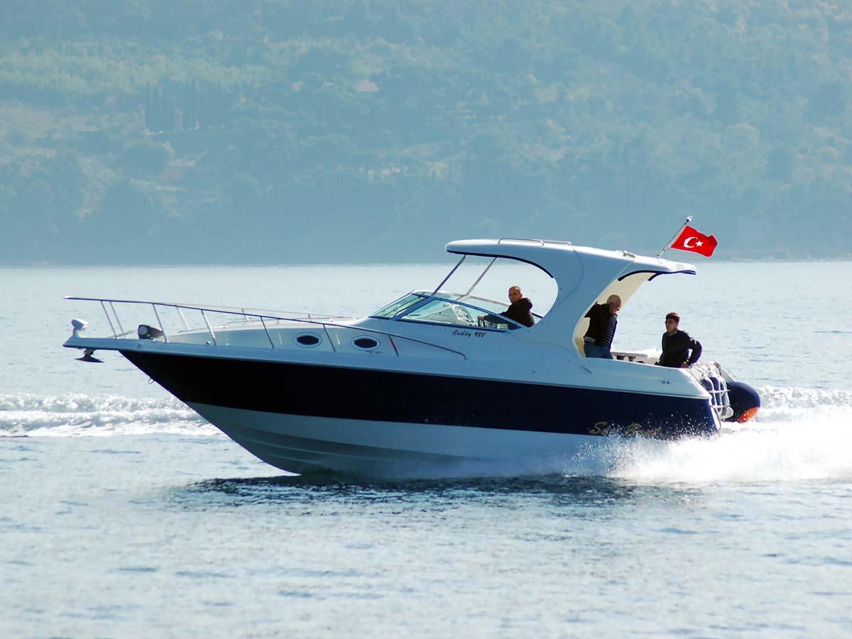 location bateau San Boat 980 Cuddy