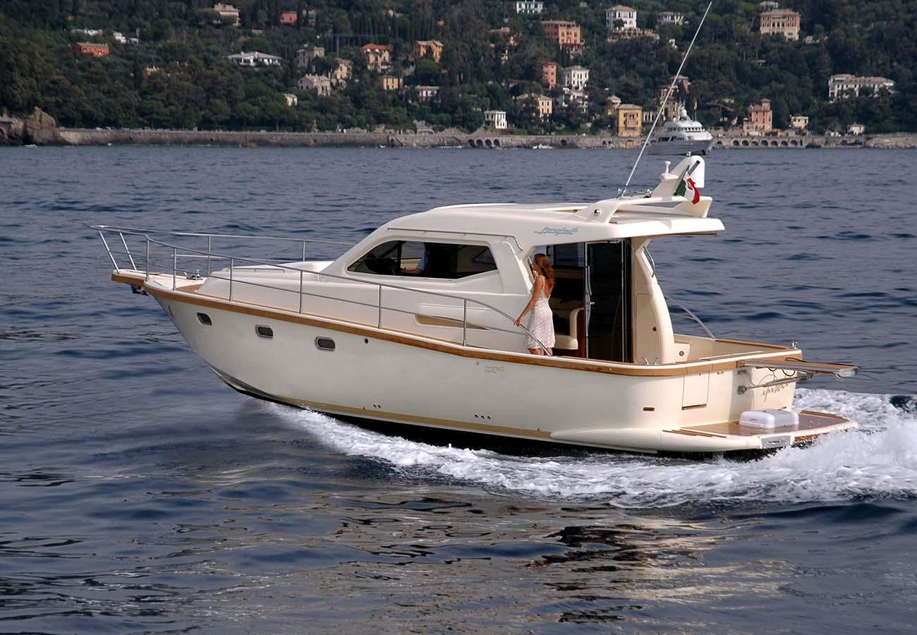 location bateau Portofino 38 Hartop