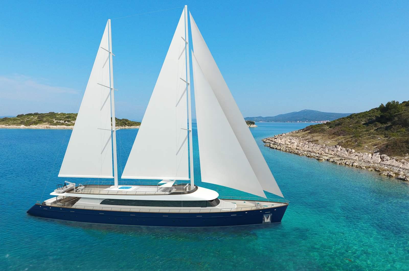 location bateau Dalmatino